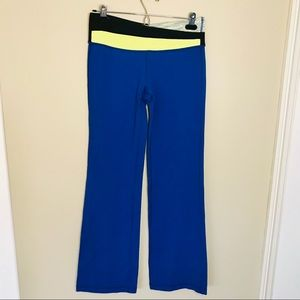 LULULEMON Astro Pants in Limitless Blue - Luon